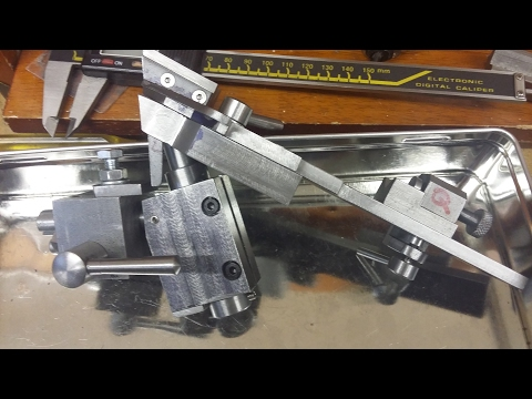 Twist drill sharpening jig - model engineer plan