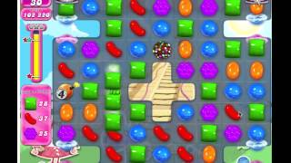 Candy Crush Saga Level 324, 3***Stars, No Boosters, 17 Moves To Spare!