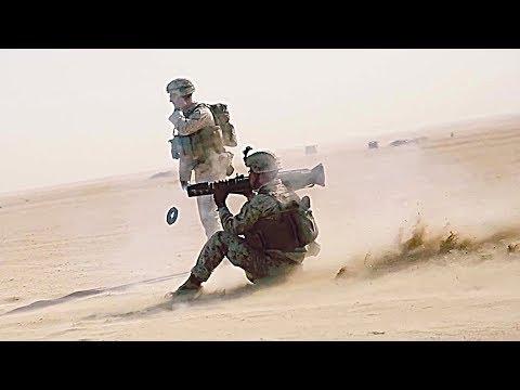 US Marines 15th MEU Battalion Landing Team Hard At Training In Kuwait 2