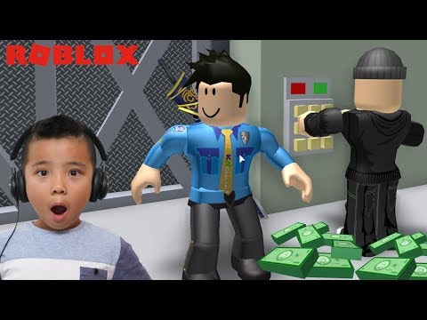 Cover Lagu CRAZY Bank Heist BEST OBBY Roblox Game CKN Gaming stafamp3