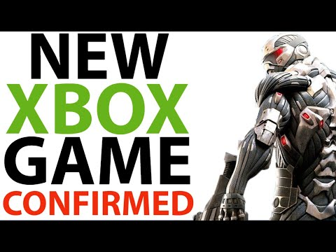 CONFIRMED NEW Xbox Series X Exclusive AAA Game | NEW Xbox Studio NOT For Ps5 | Xbox & Ps5 News