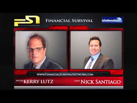 Nick Santiago--Only Traders Can Make Money In This Market #2631