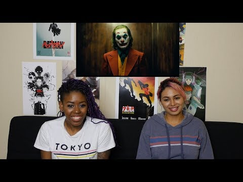 Joker Teaser Trailer REACTION!!