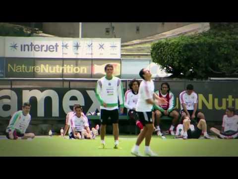 Metro PCS Rumbo a Brasil Javier Hernandez 27