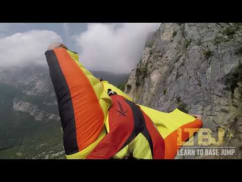 Douggs Italy Wingsuit Jump in the Strix from Phoenix-fly.com