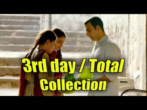 3rd day collation of padman | total collection of padman | WORLD WIDE | Entertainment News