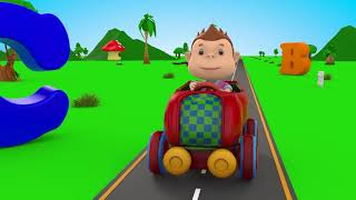 Learn Alphabets Animals Video for Kids  ABC Song For Children   Nursery Rhymes Animals and Sounds