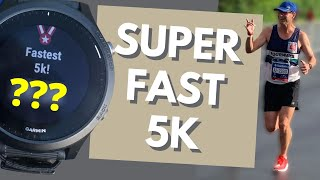 How To Run A CRĄZY Fast 5k: The Simple 5 Step Process To Improving Your 5k Time