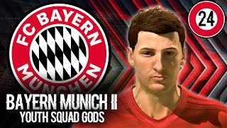 FIFA 20 ACADEMY RTG BAYERN MUNICH II EPISODE 24