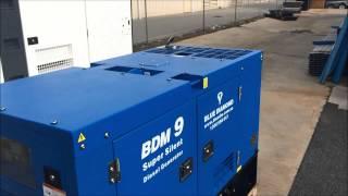 9KVA Diesel Generator- Super Silent