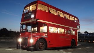 Transport for London - A Routemaster Ride on Oxford Street
