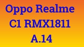 Download Realme C1 Pattern Unlock Realme Rmx 1811 Pin Unlock Oppo