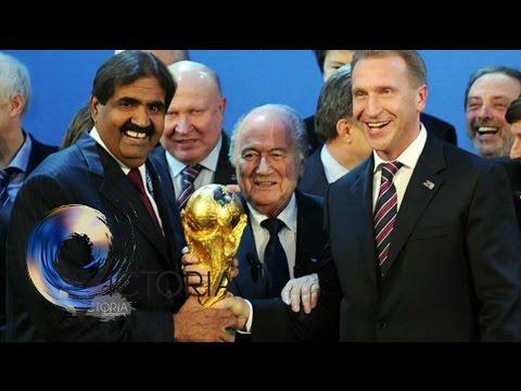 A history of Fifa (2010-15) - BBC News