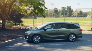 2018 Honda Odyssey Interrior view and Test Drive