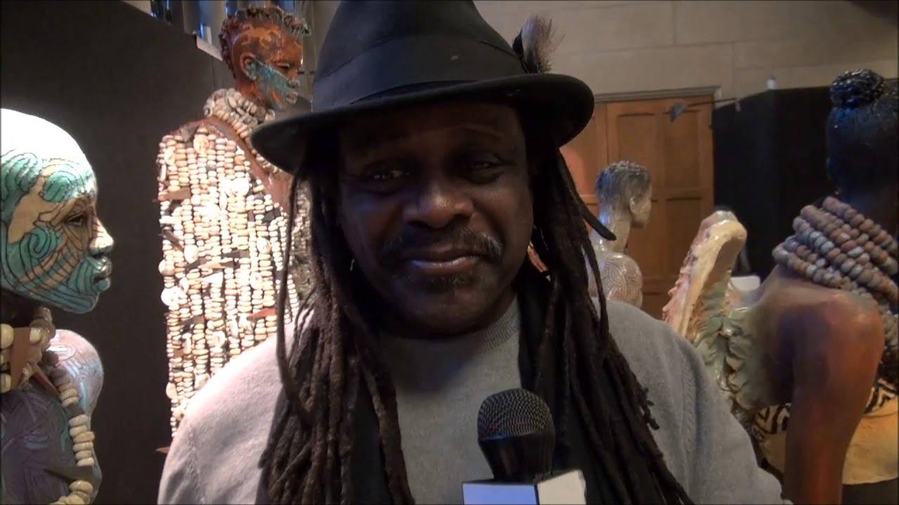 Woodrow Nash | HFAS-Harlem Fine Arts Show | Eric L Jones Show