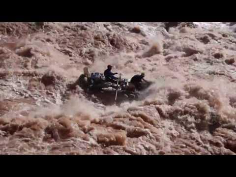 LAVA Falls Grand Canyon Colorado River october 2016
