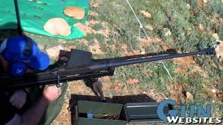 WWII .50 BMG Anti-Tank Rifle