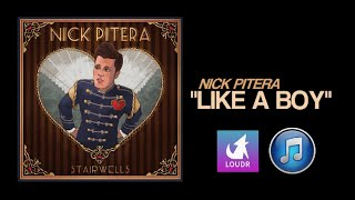 Nick Pitera - Like A Boy (Unofficial Lyric Video)