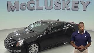 C97691TA Used 2013 Cadillac CTS Premium AWD Black Test Drive, Review, For Sale -