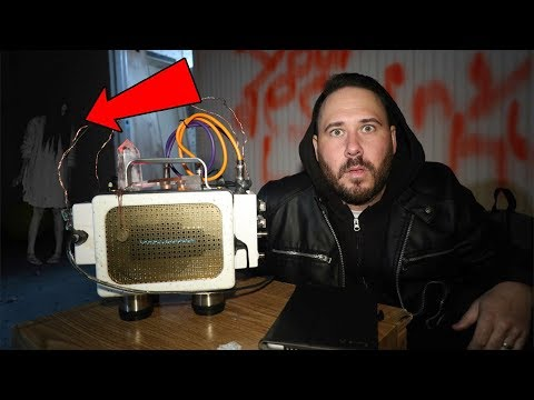 HAUNTED WONDER BOX CONJURED A GHOST | OmarGoshTV