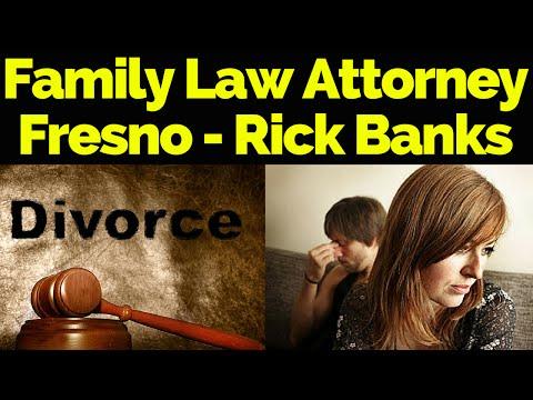 Divorce Attorney Fresno CA | Divorce Lawyers Fresno - Rick Banks | (555) 222-4891