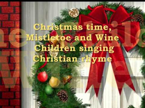 Mistletoe  And  Wine   With  Lyrics  By; Lyn  Alejandrino  Hopkins.wmv