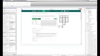 Добавление двери VEKA в Autodesk Revit из библиотеки BIMLIB