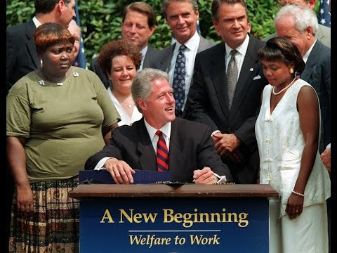 Twenty years after enacting Welfare reform, did it work?