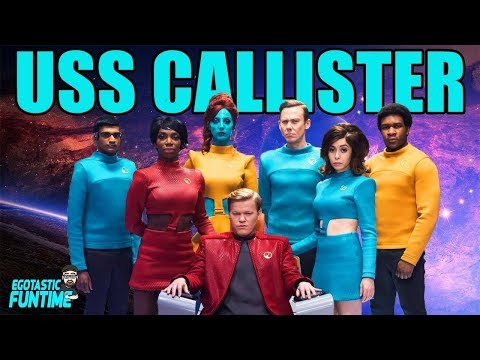 Download Youtube: USS Callister | TALKING BLACK MIRROR