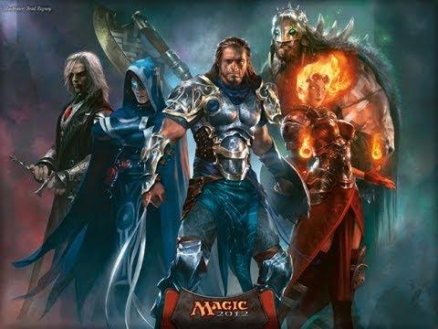 Обзор бустера карточной игры: Magic: The Gathering