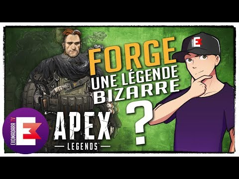 FORGE UNE LÉGENDE QUI ME LAISSE SCEPTIQUE ? | Apex Legends News
