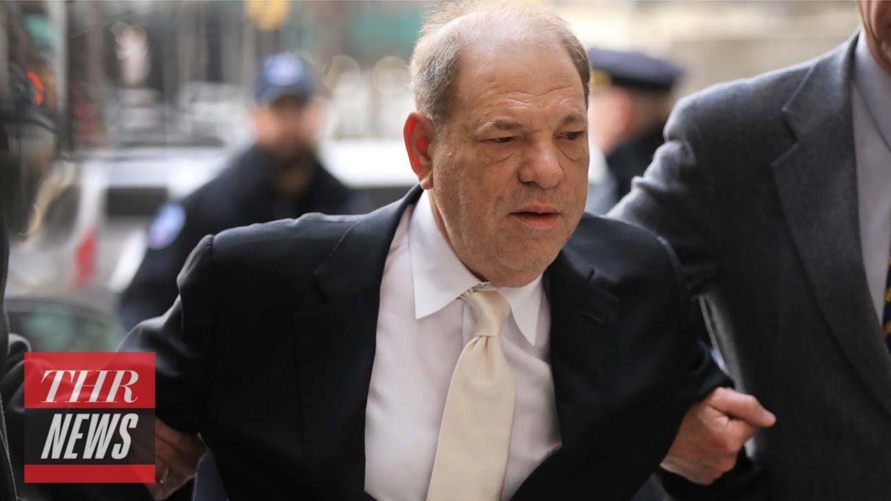 Harvey Weinstein Found Guilty in New York Trial | THR News