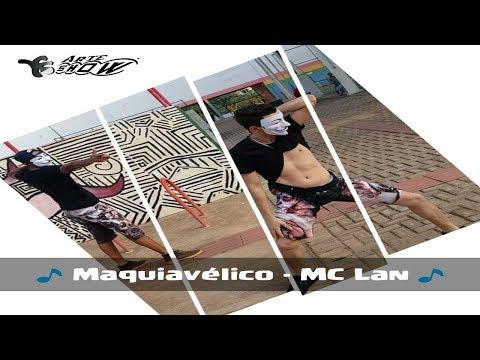 Maquiavélico - MC Lan - Coreografia - ARTE SHOW - Funk