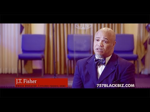 [HD]  J. T. Fisher Funeral Services - Chesapeake, Va