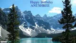 Anushree  Nature & Naturaleza - Happy Birthday