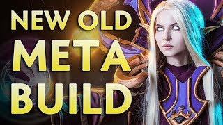 Invoker NEW OLD STYLE BUILD — Topson FULL RIGHT CLICK