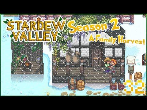 Heart of the Family Farm! 🍂 Stardew Valley - Episode #32 Season 2