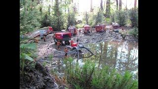 Duży pożar lasu ( Młodnik 2013r. ) - Siku Feuerwehr 1:55