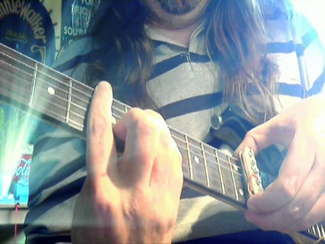 diy sustainer pickup / six string ebow .