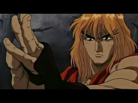 Street Fighter 2 The Animated Movie Risveglio Di Ken Youtube