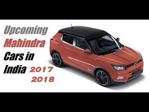 Top 8 Upcoming Mahindra Suv Cars In India 2018 2019 2020 Price
