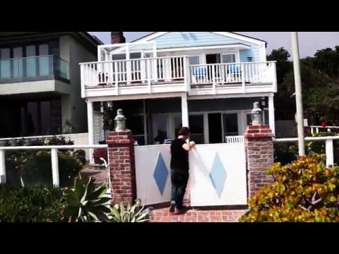MULTI-MILLION CELEBRITY BEACH HOUSE! - FIREBALL MALIBU VLOG 48