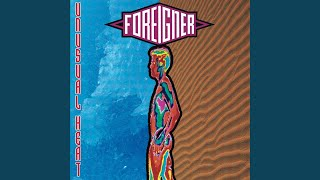 オンリー・ヘヴン・ノウズ - Only Heaven Knows / Foreigner - ROCK ...