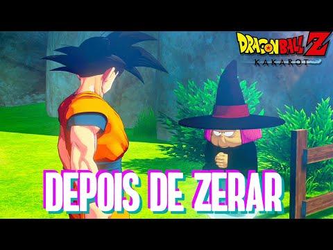 Dragon Ball Z Kakarot DEPOIS DE ZERAR (Parte 05) - GOKU E A BOLA DA VOVÓ URANAI