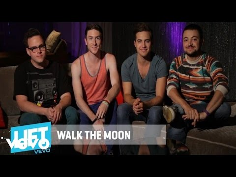 Walk The Moon - Get To Know Walk The Moon VEVO LIFT