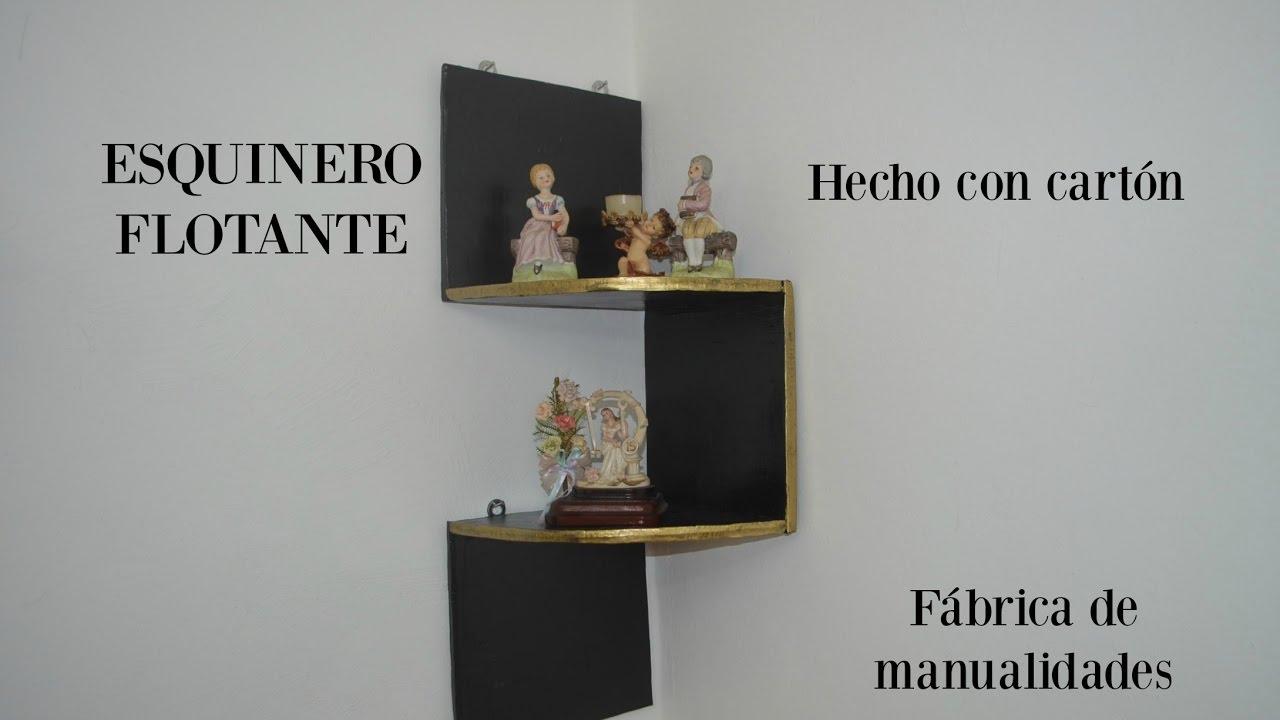 Esquineros para paredes top diy organizador esquinero for Esquineros para paredes