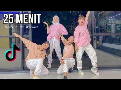 25 Menit TikTok Viral Dance Cardio Workout GOBYOSS Vol. 4