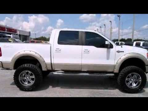 2007 Ford F 150 King Ranch Supercrew 4x4 Monster For Sale Nations