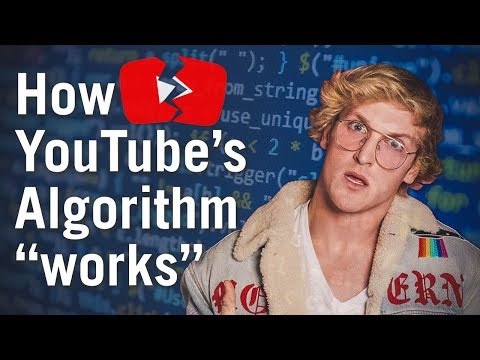 How the YouTube Algorithm Created Logan Paul