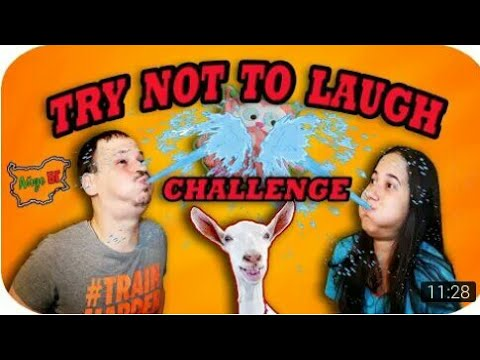 TRY NOT TO LAUGH С КОЗИЧКИ